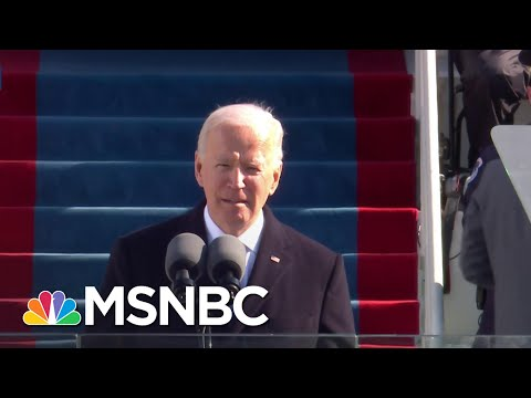 President Biden Delivers His Inaugural Address: 'Democracy Has Prevailed' | MSNBC