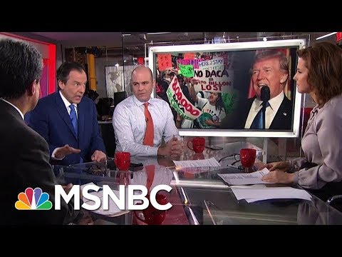 """White House Proposes Path To Citizenship For """"Dreamers"""" 