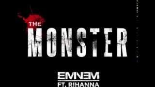 Eminem-The Monster Audio ft-Rihanna  Download+lyrics