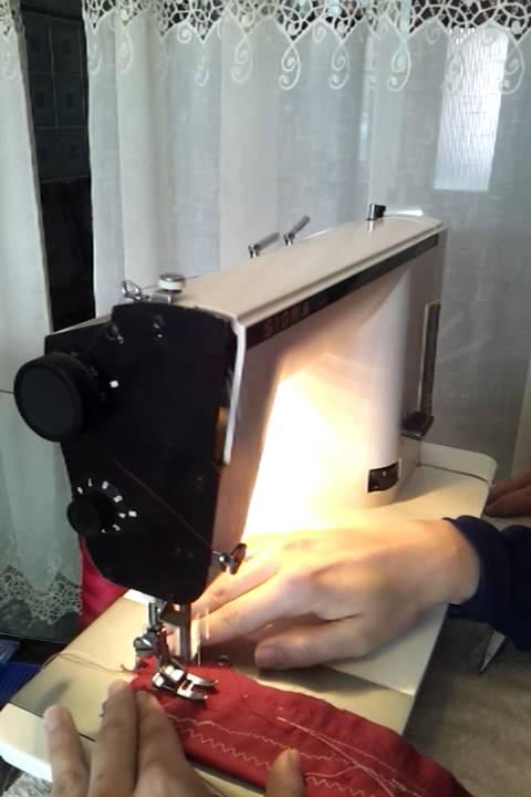 Poner Canilla Máquina Coser Sigma 2000 Supermatic Y Aprender A Utilizar Enhebrar Youtube