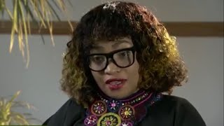 The wife of Nnamdi Kanu says that she's still looking for answers