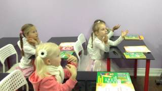 Урок развития речи: Kids Union Butterfly