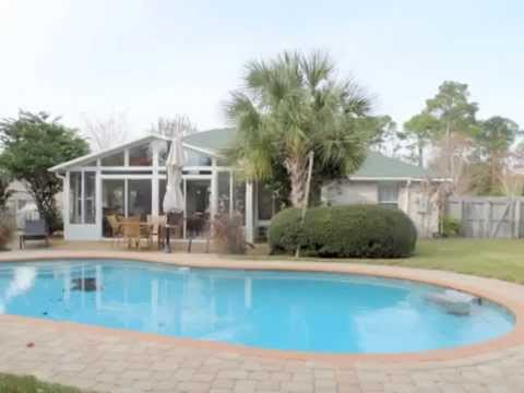 NICEVILLE FLORIDA HOUSE FOR SALE  RAINTREE ESTATES  WILLIAMS GROUP  32578  Pelican Real