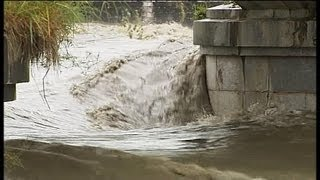 Inondations: le niveau la Garonne continue de monter - 18/06