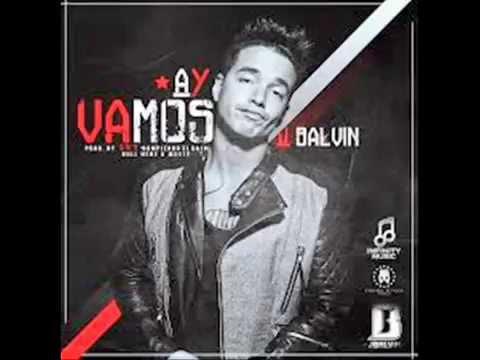 J. Balvin-Ay vamos (remix) dj tao 2014