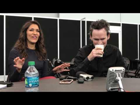 NYCC 2016: 'Sleepy Hollow' Interviews with Janina Gavankar and Jeremy Davies