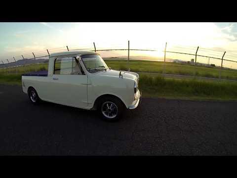 1967 Austin mini pickup