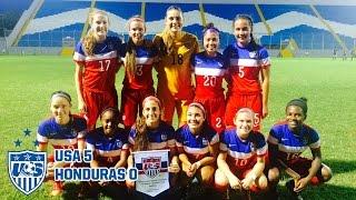 Popular United States women's national under-20 soccer team & United States women's national soccer team videos