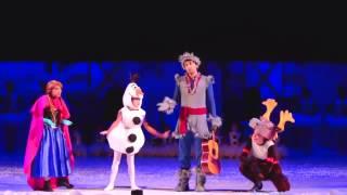 Frozen Eng. da Dança - Por uma Vez na Eternidade - Dez.2014 - PARTE - 3 de 4