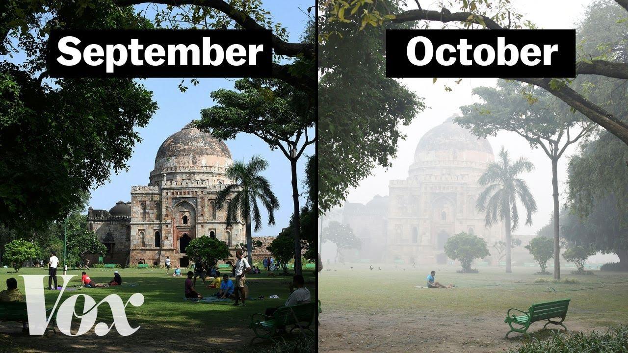 What makes Delhi's air so deadly