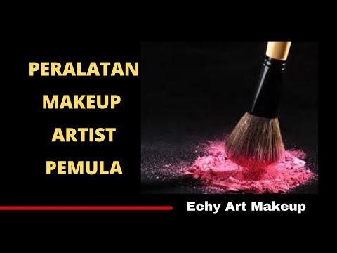 Perlengkapan Mua Pemula - Belajar Jadi Makeup Artist