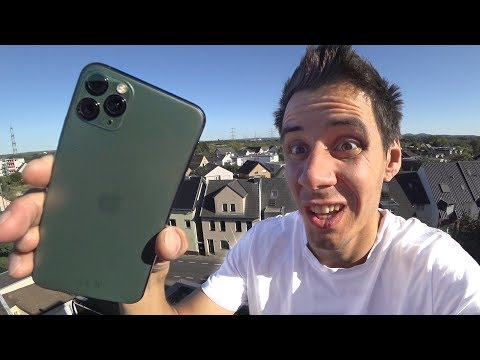 IPhone 11 PRO уже ЗАГЛЮЧИЛ !
