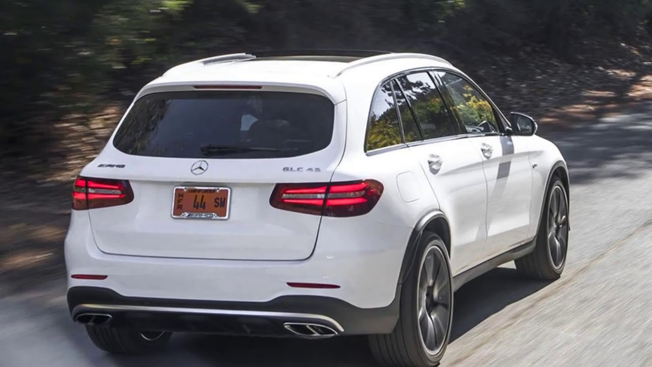 2018 Mercedes Benz Glc Cl Standard Features Options Review
