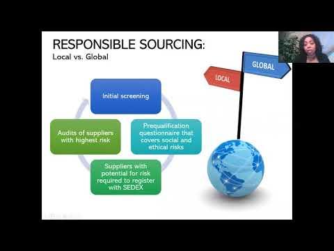 Supply Chain - Diageo PLC