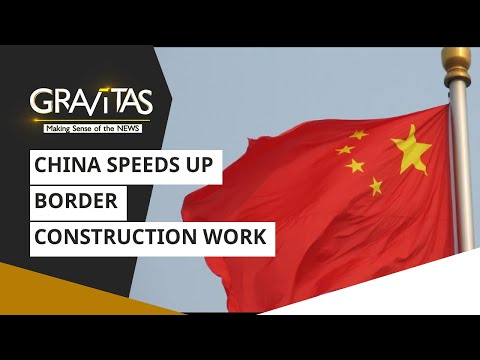 Gravitas: India vs China | The race to build more roads at the border