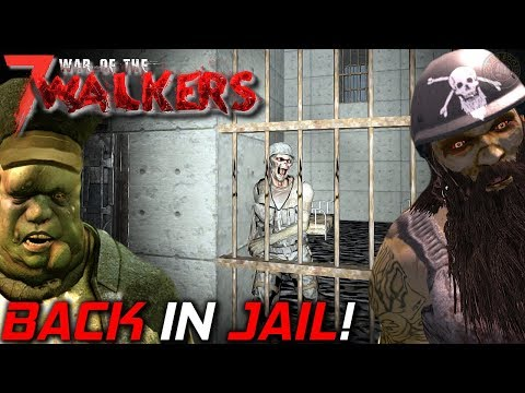 Back In Jail | WOTW MOD V5.2 | 7 Days To Die | S02 EP3