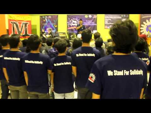 Mars Mesin Solidarity Forever menggema di Dies Natalis 34 HMM UNJANI Bandung