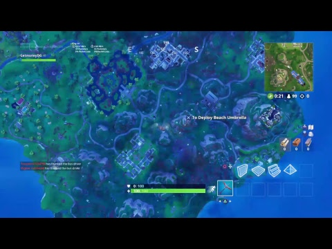 Fortnite best console player