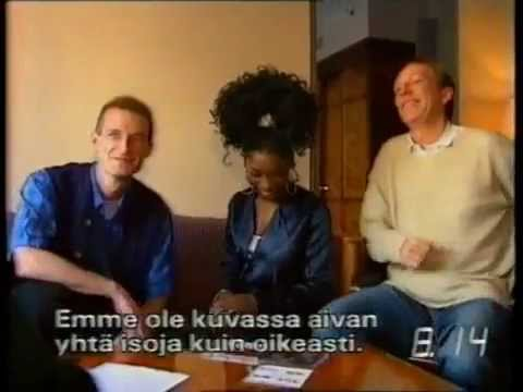 M People - Interview - Finnish TV Show