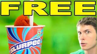 FREE SLURPEE @ 7-11 DAY!!