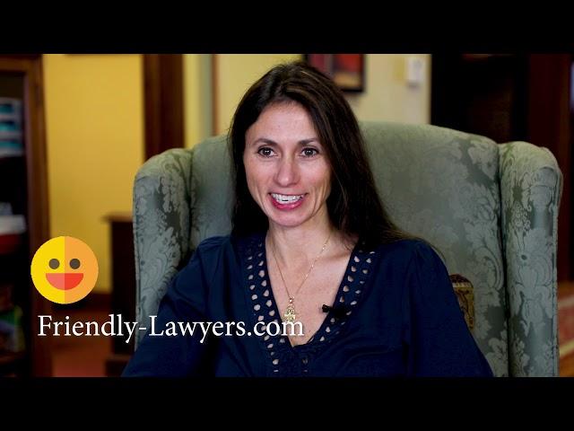Friendly Lawyer Dana