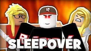 GUEST666  SLEEPOVER - Part 1 ( A ROBLOX Short )
