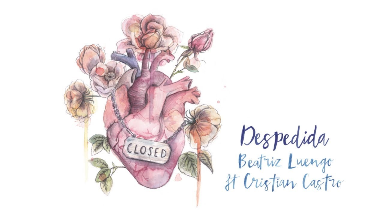 Beatriz Luengo - Despedida (Audio) ft. Cristian Castro