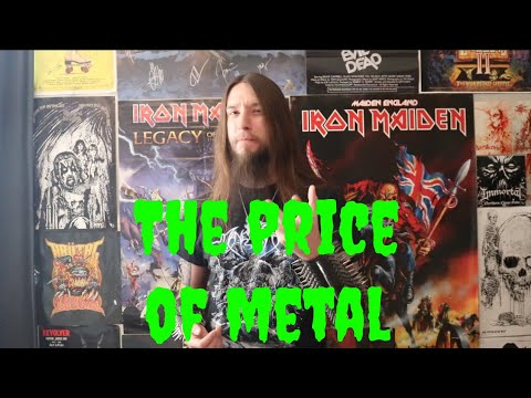 The Price of Metal