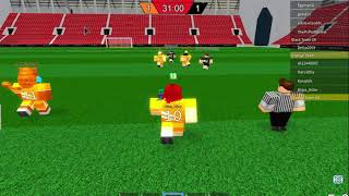Ro Evolution Soccer skills #1 ROBLOX