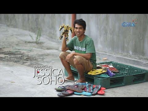 Kapuso Mo, Jessica Soho: Tsinelas Transformers