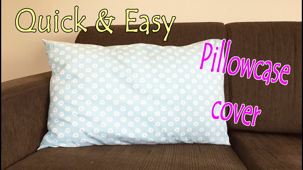 how to sew pillow case covers how to make pillowcases sew pillowcase with flap pillowcase tutorial