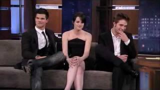 Interview - Kristen Stewart And Robert Pattinson (Part 1)