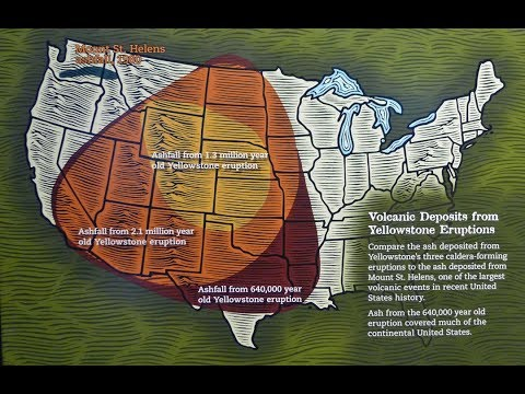 Seismologists Warn Catastrophic Yellowstone Eruption Imminent magma chamber pressure building