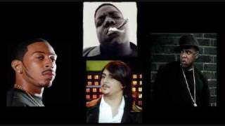 Haza Ana Remix - Adam feat. Luda, Biggie and Jay-z