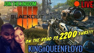 [ LIVE ] CALL OF DUTY BLACK OPS 4 BLACKOUT EP 1 PRO PLAYER PS4 GAMEPLAY