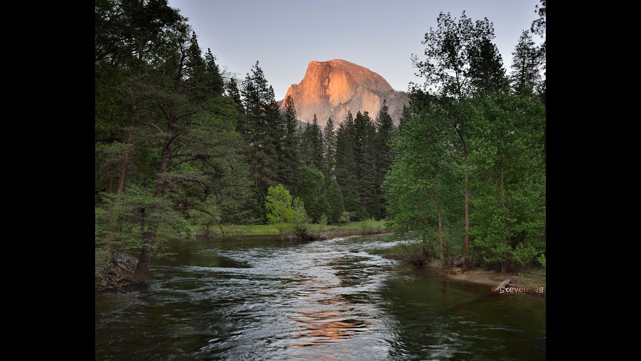 California camping yosemite national park valley floor for Cabins in yosemite valley