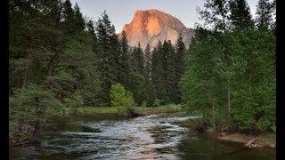 California Camping @ Yosemite National Park valley floor
