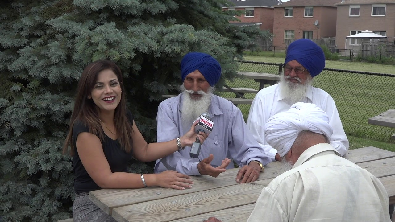 Life in Canada For Indian Seniors- easy or tough? || Hamdard tv