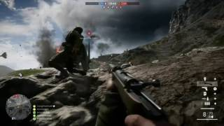 Battlefield 1 Gameplay xbox one s