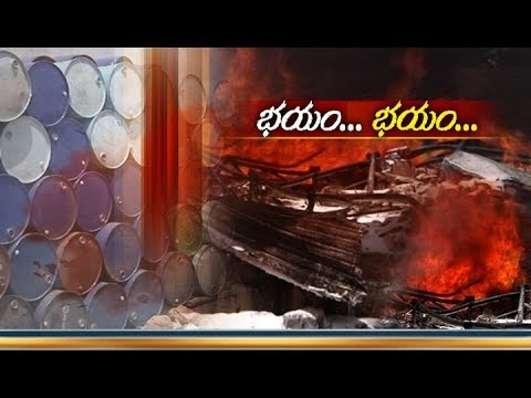 Fire Accidents in Industrial Areas | Public Faces Several Problems | at Hyderabad