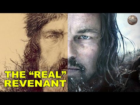 Hugh Glass | 'The Revenant' Protagonist Was Even More Badass In Real Life