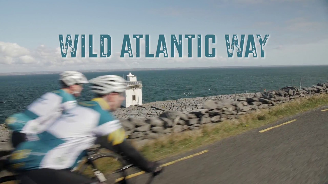 Irland: The Wild Atlantic Cycle Way