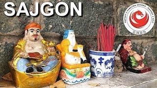 Sajgon, gorąco polecam to miasto - Wietnam #15