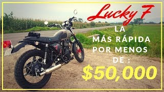 Vento Lucky 7 Review || La 400 más barata del mercado