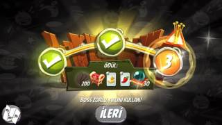 Angry Birds 2 : Daily Challenge (Bomb)