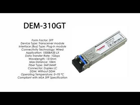 Direct Attach Stacking Cable 1M DEM-CB100S D-Link SFP