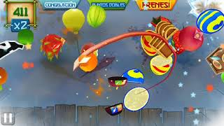 Fruit Ninja Mod v8 | Skittles, Gutsu's Cart and More