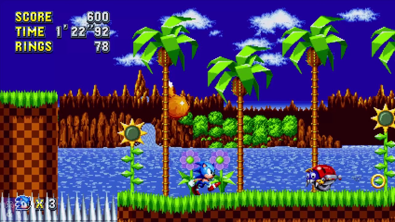 Sonic Mania Cheats: Level Select Code, How to Collect Chaos Emeralds