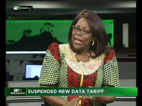 Suspended new data tariff