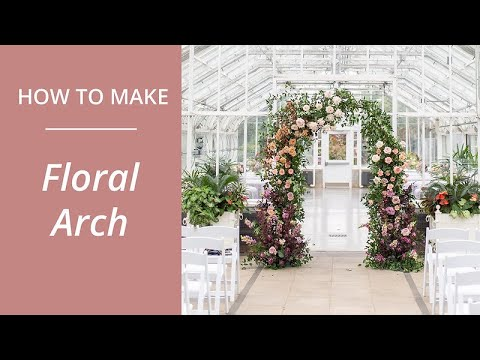 floral-arch-using:-oasis-garland,-cages,-and-smilax-vine-~flower-moxie